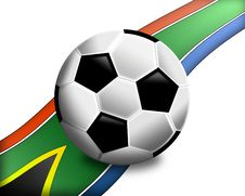 Football South Africa 6 Stock Images