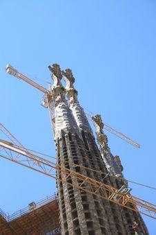 Free La Sagrada Familia Royalty Free Stock Image - 14678076
