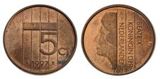 Free Holland Coin Stock Photography - 14678842
