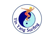 Free Yin Yang Surfing Royalty Free Stock Image - 14679506