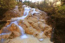 Free Limestone Fall Royalty Free Stock Photo - 14679995
