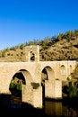 Free Roman Bridge In Alcantara Royalty Free Stock Photo - 14687345