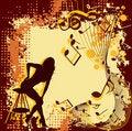 Free Music Background Stock Photos - 14689233