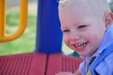 Free Smiling Young Boy Royalty Free Stock Images - 14680189