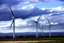 Alternative Energy Royalty Free Stock Images