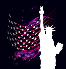 Free Statue Of Liberty Stock Photo - 14681470