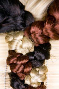 Free Hair Texture Stock Photo - 14683040