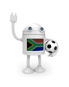 Free Soccer Fan Stock Photos - 14683413