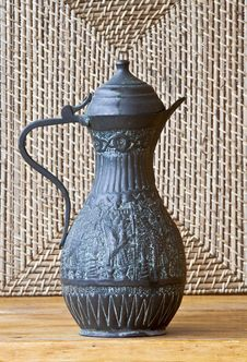 Free Old Copper Jug Stock Images - 14683504