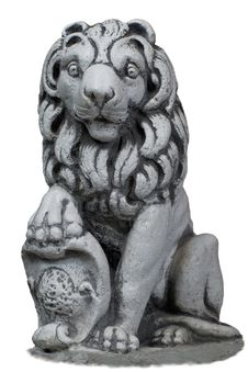 Free Stone Lion 103 Royalty Free Stock Photos - 14684068