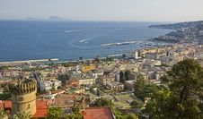Free Naples Seafront Royalty Free Stock Image - 14684186