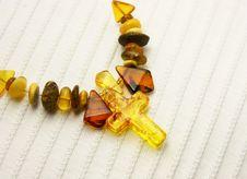 Free Yellow Cross Royalty Free Stock Photos - 14684338