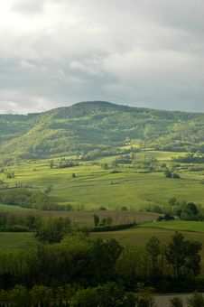 Free Hills In The Storm Stock Photo - 14684550