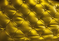 Free Golden Seat Stock Photography - 14684822