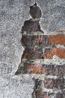 Free Broken Wall Pattern Stock Image - 14684921