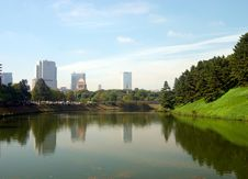 Free City Park In Tokyo Stock Photos - 14685623