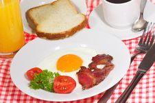 Free Breakfast Stock Images - 14685744