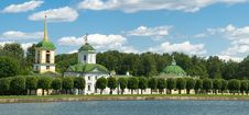 Free Moscow. Kuskovo Stock Image - 14686581