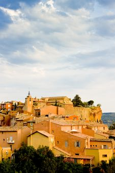 Free Village In Provence Stock Photography - 14686932