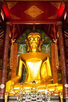 Free Exquisite Principle Buddha Image Royalty Free Stock Image - 14687616