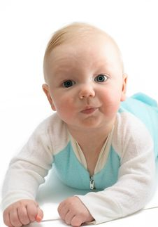 Free Cute Little Baby Stock Photography - 14688622