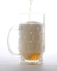 Free Mug With Beer Stock Images - 14688894