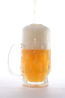 Free Mug With Beer Stock Image - 14688901