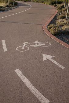 Free Bike Lane Stock Photos - 14689013