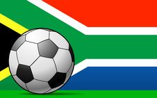 Free South African Football Stock Image - 14689101