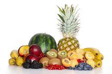 Free Fruits Royalty Free Stock Photos - 14689218