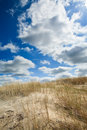 Free Sand Dunes Near To The Sea Royalty Free Stock Images - 14691059