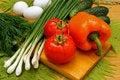 Free Appetizing Light Vegetables Snack Stock Image - 14692851