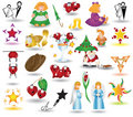 Free Children Icon Collection Royalty Free Stock Photo - 14693205