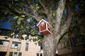 Free Birdhouse Royalty Free Stock Photography - 14694837