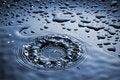 Free Drop Splash Crown Stock Photography - 14698212