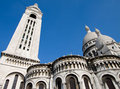 Free Sacre Coeur Royalty Free Stock Photography - 14698857