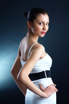 Free Beautiful Lady Stock Photography - 14690252