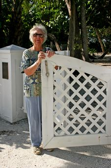 Free Senior Woman Stock Images - 14690434