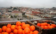 Free Oranges In The City Stock Images - 14690804