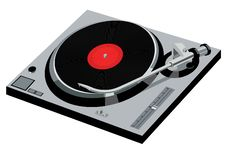 Free Turntable Royalty Free Stock Photos - 14691108