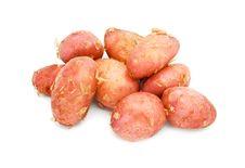 Free New Potatoes Royalty Free Stock Photography - 14691197