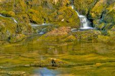 Free Sauble Falls Detail Royalty Free Stock Photos - 14692298