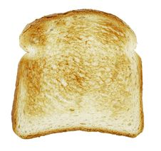 Free Slice Of Bread Toasted Stock Photos - 14693013