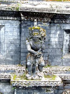 Free Sculpture In Bali, Indonesia Stock Photography - 14693302