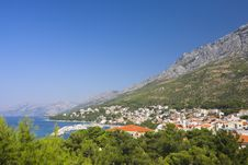 Free Baska, Croatia Royalty Free Stock Photos - 14693318
