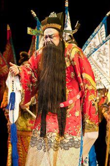 Free China Opera Royalty Free Stock Photography - 14693327