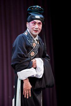 Free China Opera Scholar Stock Photo - 14693370