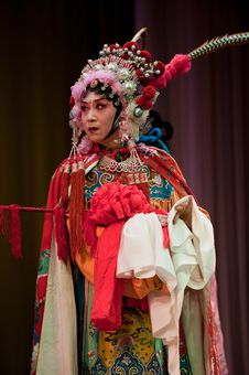 Free China Opera Actress Stock Photos - 14693383