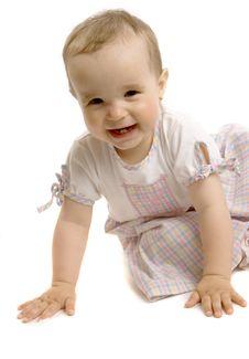 Free Baby Girl Stock Photos - 14693433