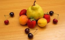 Fruit Assorted Royalty Free Stock Photography